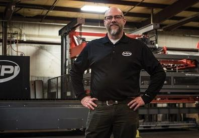 Branching out from servicing the oil and gas sector exclusively has allowed Midwest Precision to take on new opportunities, President Brian Miller says.
