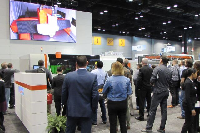 FABTECH 2019: Enter the Bystronic World of Innovation