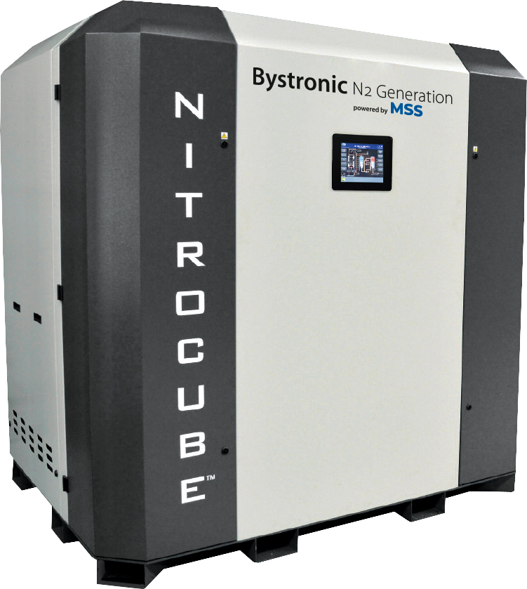 Bystronic NitroCube N2 Generation powered by MSS