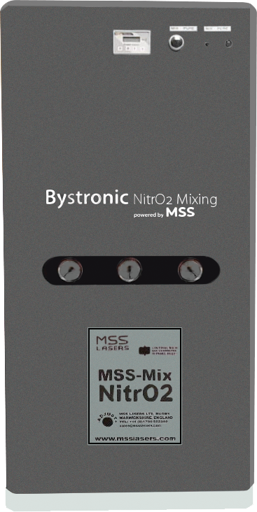 Bystronic NitrO2 Mixing powered by MSS